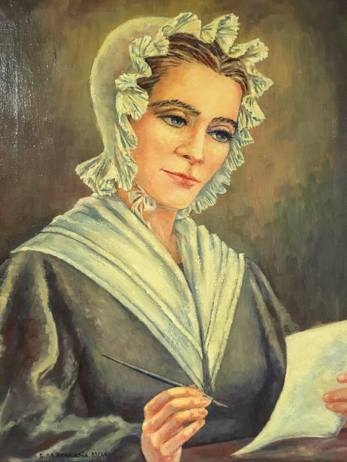 Mary Frances Clarke, Foundress
